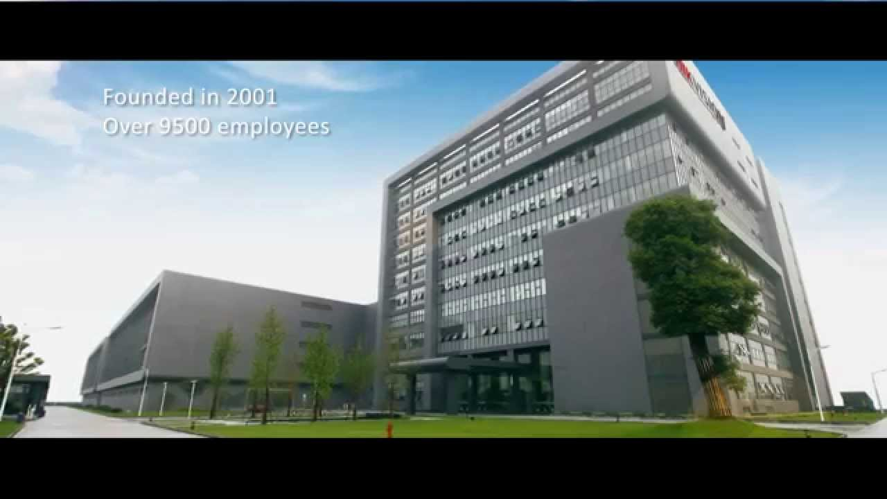 2014 Hikvision Corporate Video