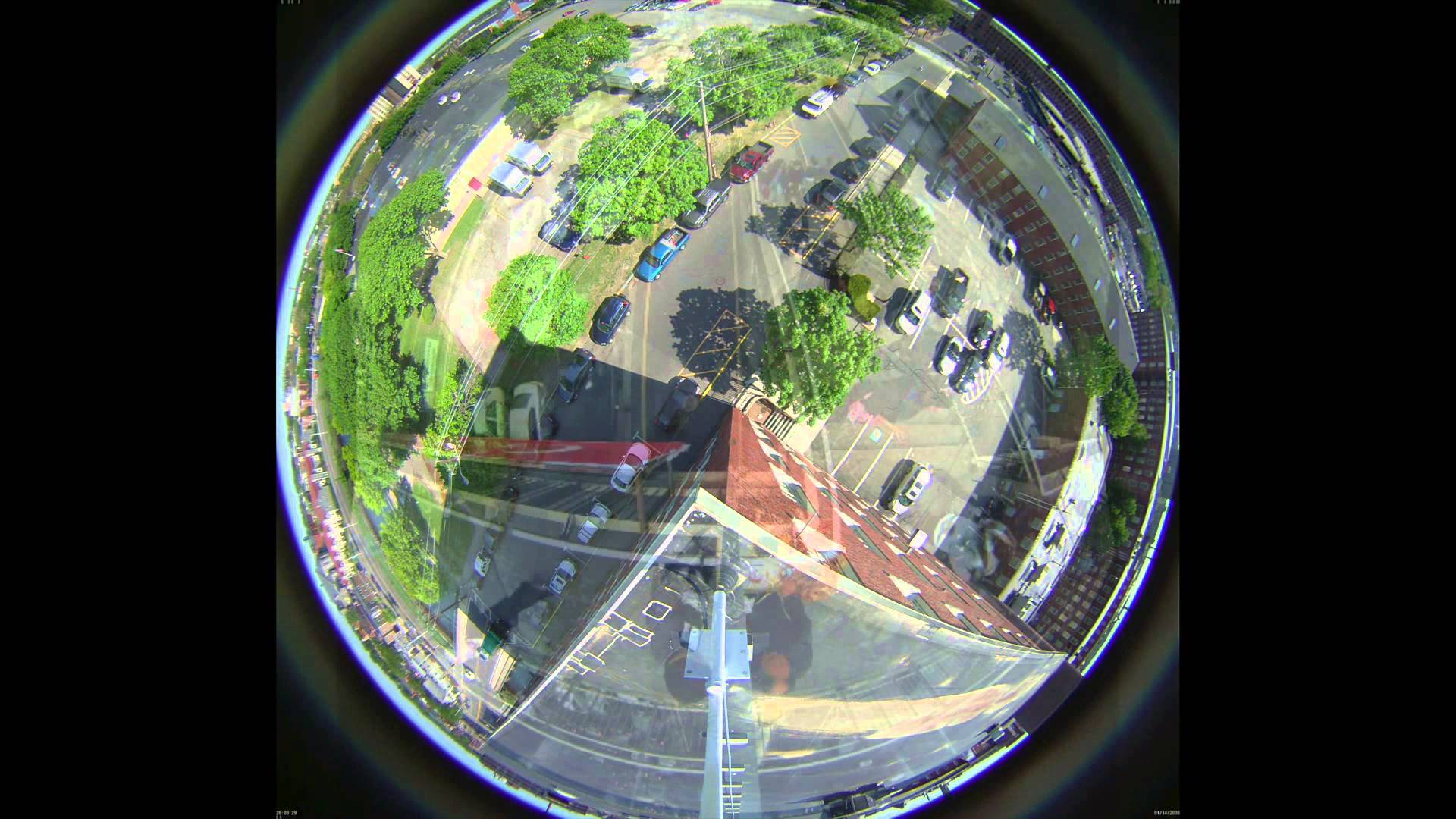Introduction to Evolution 360-Degree IP Cameras
