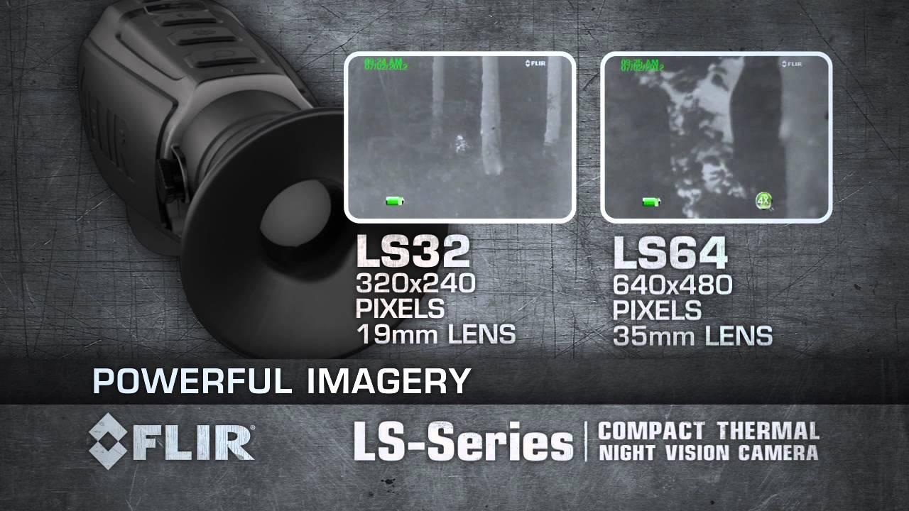 FLIR LS series