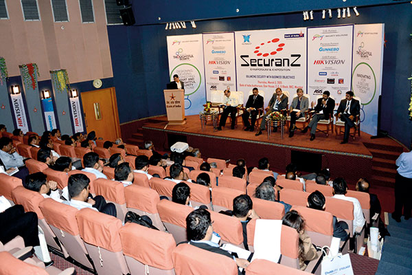 SecuranZ Symposium 2015 - An eye opener event organised for the Security Fraternity