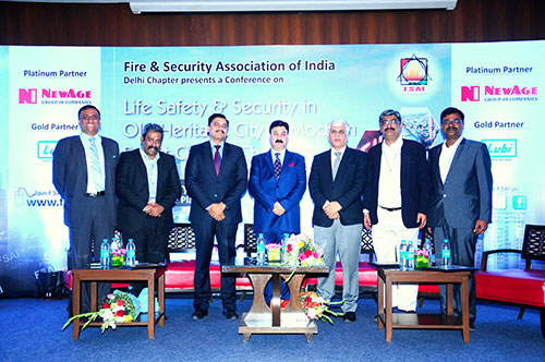 FSAI Delhi Chapter Organizes Conference - 'Life Safety & Security In Old Heritage City & Modern City - A Challenge'