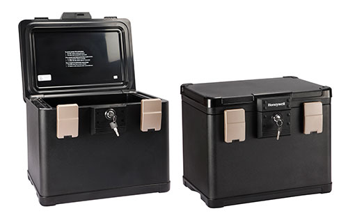 Ozone Launches Honeywell Fire & Water proof Chest!