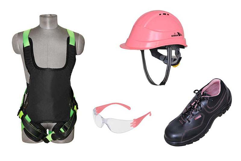 KARAM Launches 'Elissa Range of Safety Equipment' for Women