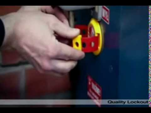E-Square Alliance Pvt. Ltd. :  Lockout Tagout Products Installation Video