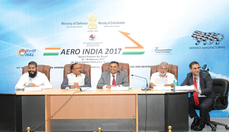 Aequs adds strength to the Indian Defence sector. Supports 'Make in India' initiative