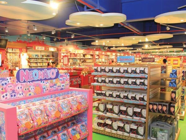 VIVOTEK Offers Discreet Protection for the Most Treasured Asset of Hamleys' Toy Shop, Mexico City