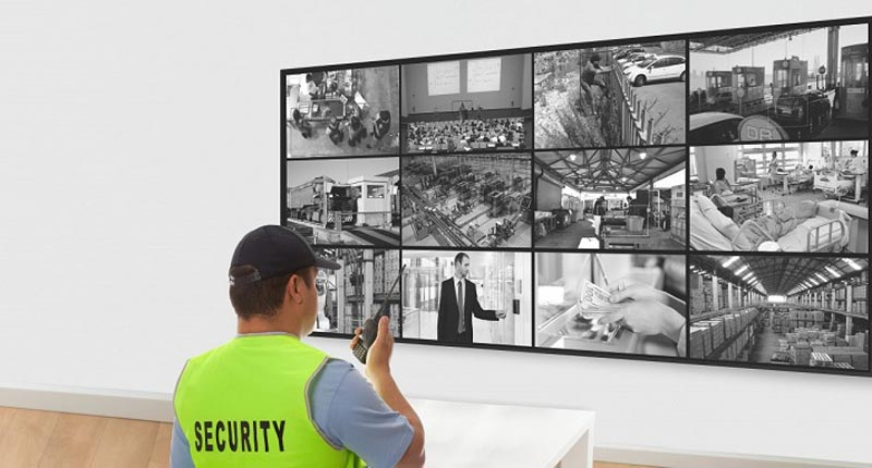 Centralized video surveillance for multi-location enterprises
