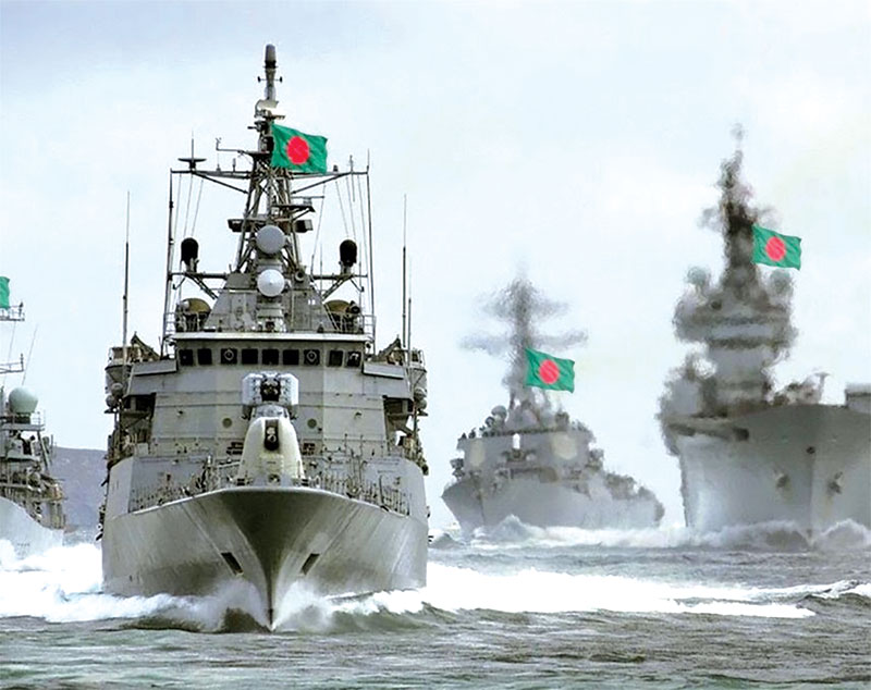 Bangladesh Navy secured by CP PLUS
