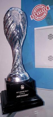 Vighnaharta won FIST award for Security Products Innovation