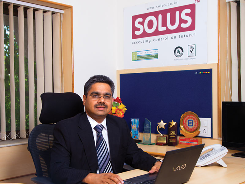 Solus Security System : Invading success through smart technology innovation