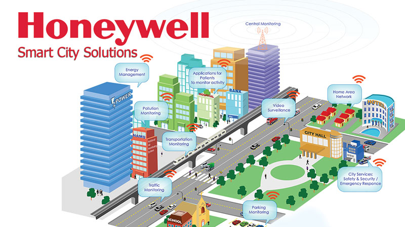 Honeywell building technologies to aid Rajkot smart city