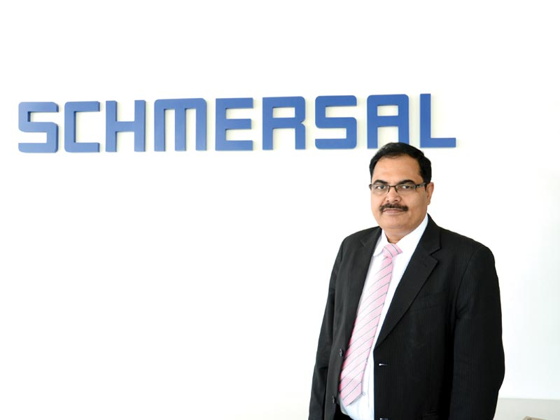 Machine Safety  leadership in global arena, Schmersal India