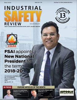INDUSTRIAL SAFETY REVIEW APRIL 2018
