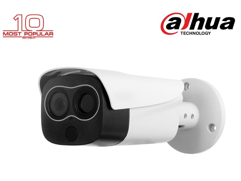 Dahua thermal camera selected as top 10 video surveillance products