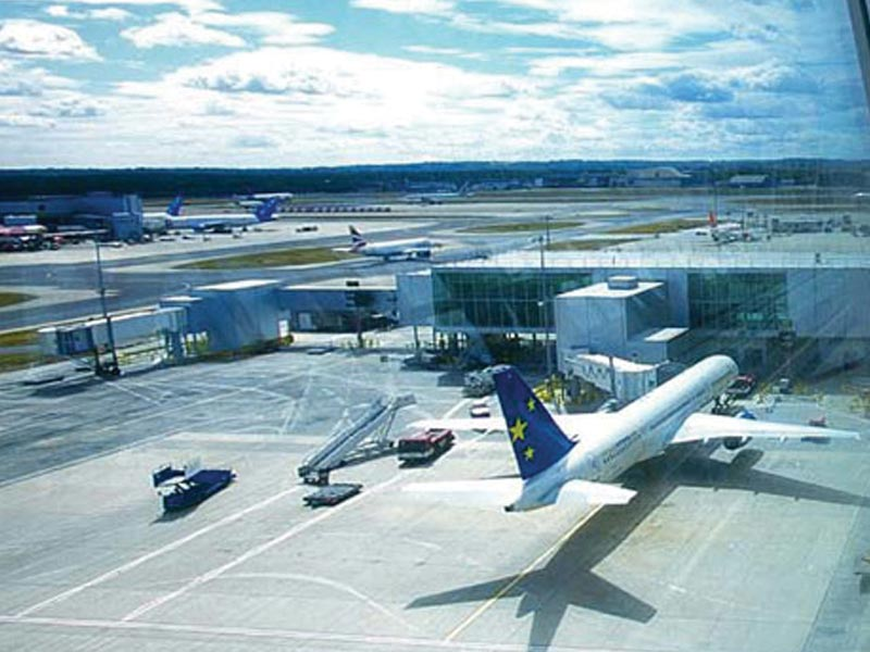 Making airports safer with integrated access control