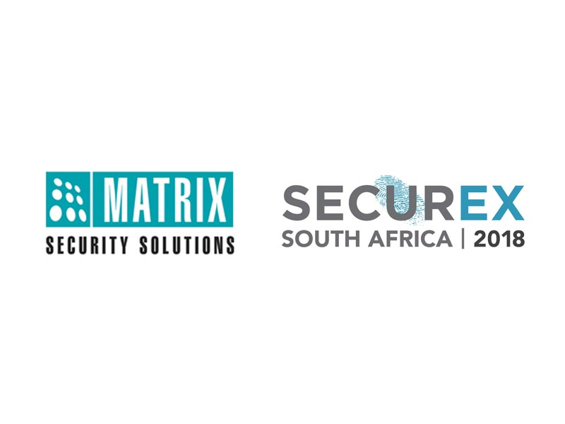 Matrix to Showcase Innovative Security Solutions at SECUREX,South Africa,2018