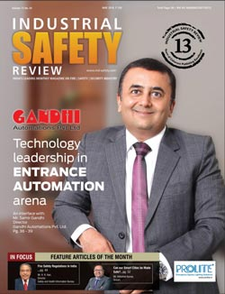 Industrial Safety Review May 2018