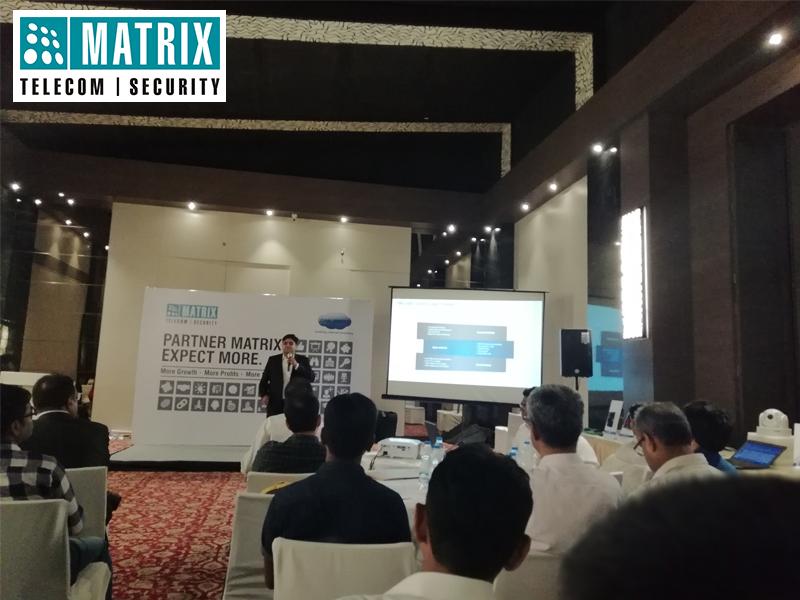 Matrix Exhibited Innovative Telecom and Security Solutions at Matrix Impact Kolkata
