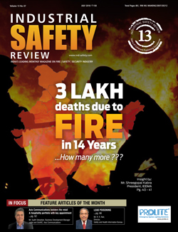 Industrial Safety Review July 2018