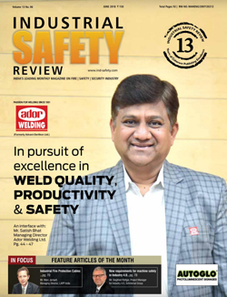 Industrial Safety Review June 2018