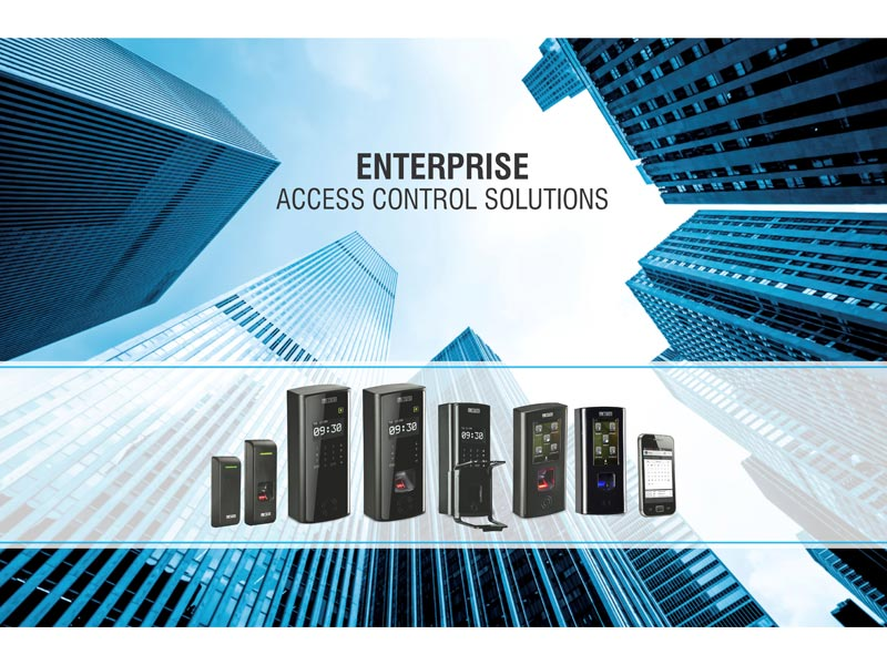 Standalone Access Control Solution