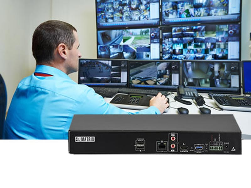 How Centralized Monitoring with Network Video Recorder Amplifies Security of Your Organization