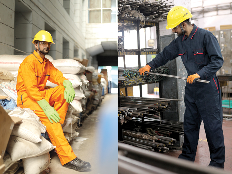 Importance of Protective Clothing for Workers at Construction Sites