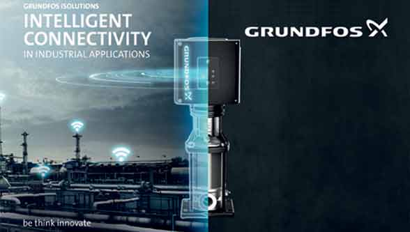 Shift to Smart Factories, Grundfos