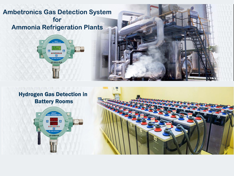 Why you need a better Ammonia Gas Detection System at your Refrigeration Plants??