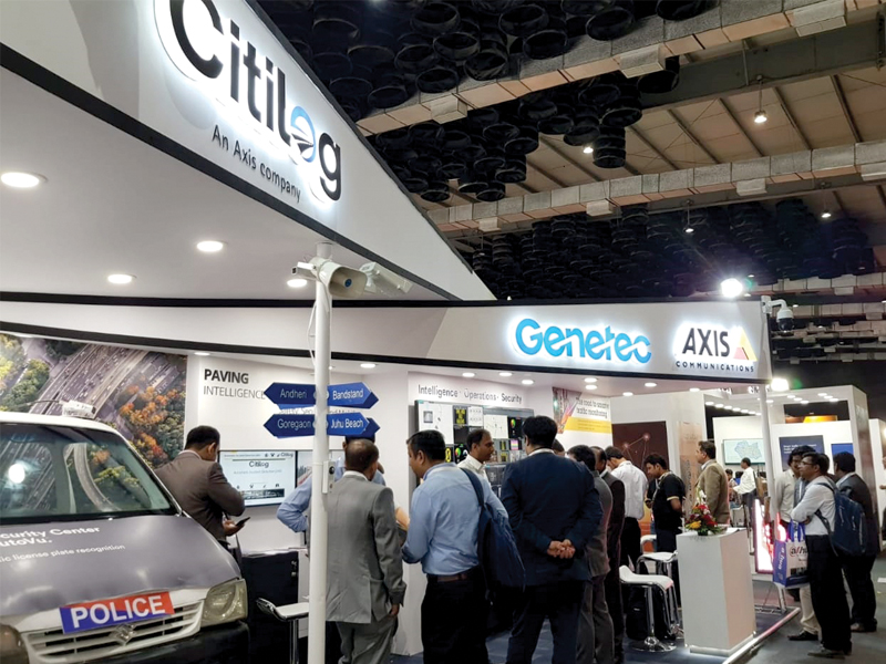 Axis, Citilog & Genetec showcase their  best-in-class traffic management solutions