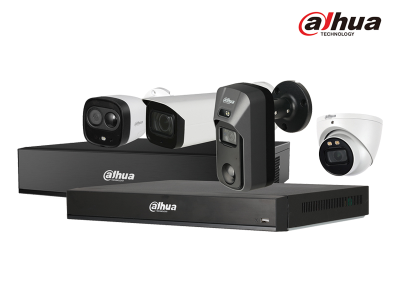 Dahua Technology HDCVI 5.0 technology brings new insight into surveillance to your service