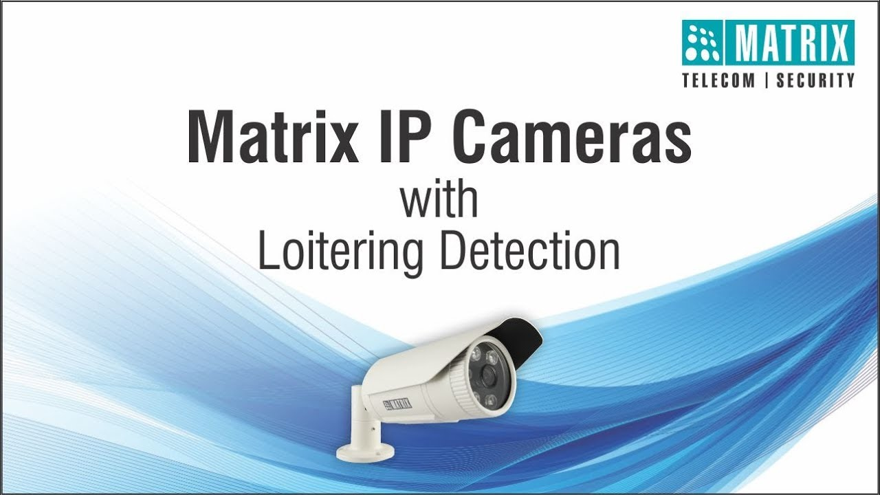 Saving Storage Space with Matrix IP Camera's Smart Streaming Feature