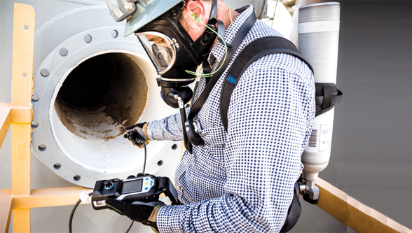 Enter the next level of Gas Detection! -  Dräger