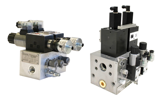 ROSS CONTROLS announces new  Hydraulic Series Safety Valve Systems
