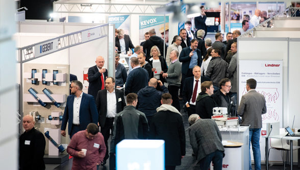 VdS - FireSafety Cologne 2018 with a multifaceted programme & numerous visitors from home and abroad