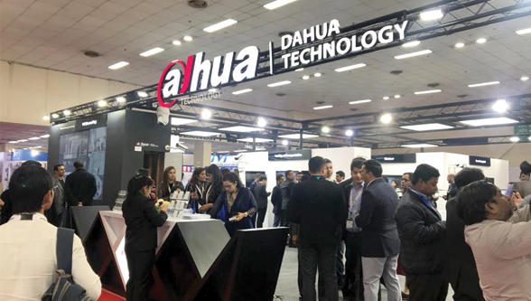 Dahua Technology leaves an indelible impression at 'IFSEC INDIA 2018'