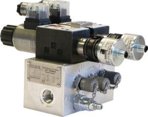ross controls - hydraulic HBB series