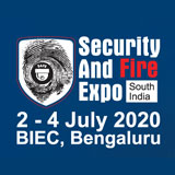 Security and Fire Expo South India 2020, 2-4 July 2020