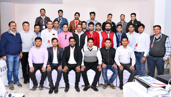 Hikvision certified Security Associate (HCSA) program in Indore
