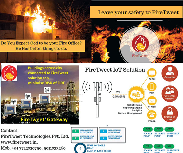 Fire Detection & Protection Industry