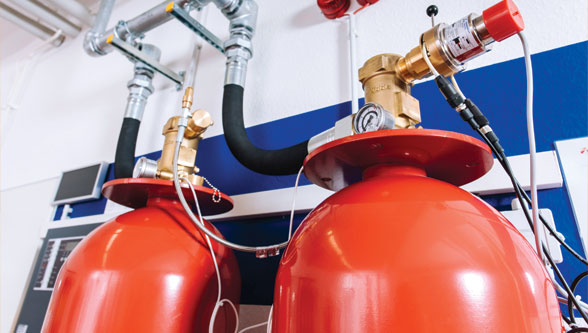 Insurance Europe publishes international guidelines for the planning and installation of gas extinguishing systems
