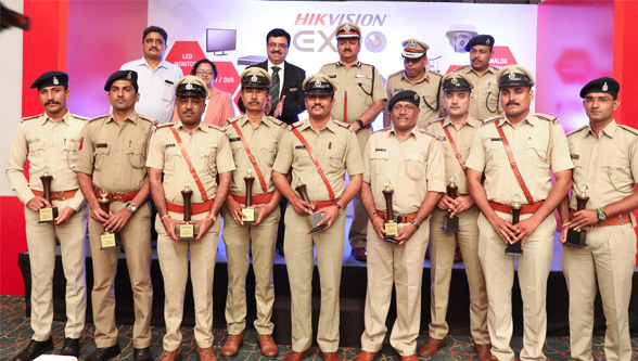 Prama Hikvision launches 'Bravery Awards' at Hikvision Expo in Gujarat