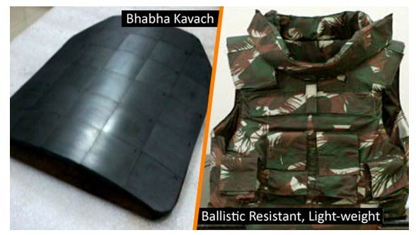MHA approves indigenous Bullet Proof Jacket BhabhaKavach