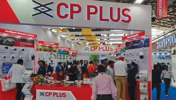 CP PLUS Showcases Solutions At The Security And Fire Expo - South India