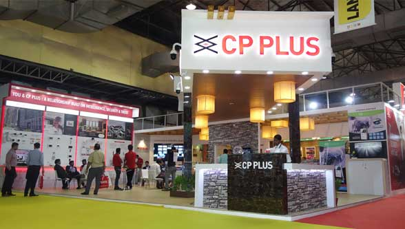 CP PLUS Showcased Solutions At Security And Fire Expo