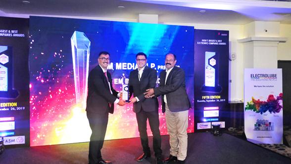 Matrix wins the intelligent security solutions provider award