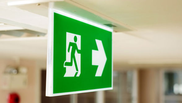 Prolite Way Finding Signage Solutions