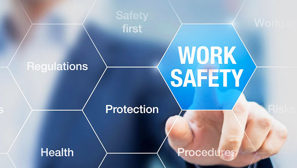 Employees' Safety is an essential for any company