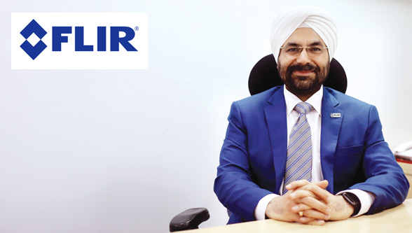 Mr. T.P.Singh, Director, FLIR SYSTEMS INDIA