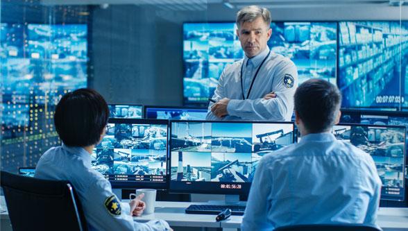 Video Surveillance Management solution, Matrix Security Solutions